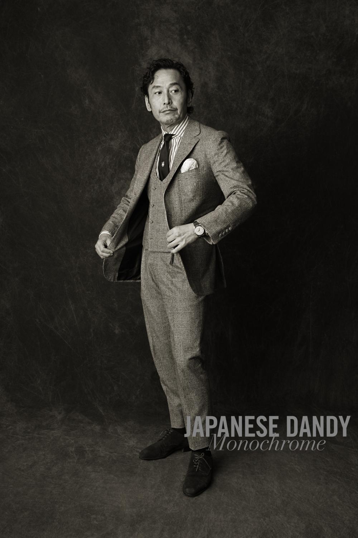 JAPANESE DANDY Monochrome